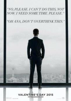 Fifty Shades of Grey (2015) Promotional Poster