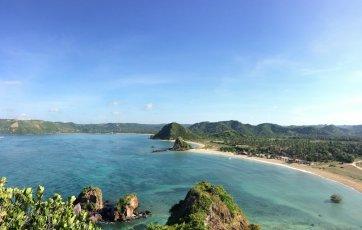 Mandalika Beach, Kuta, Lombok